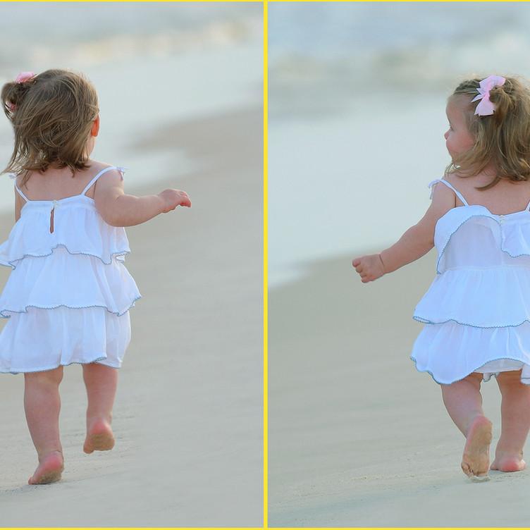 Children Professional Photographer Beach