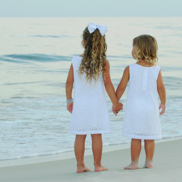 Professional Beach Portraits Children Gu