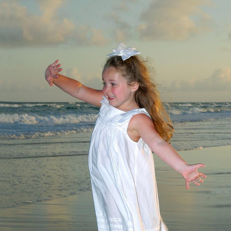 Old Favorites Gulf Shores Beach Portrait