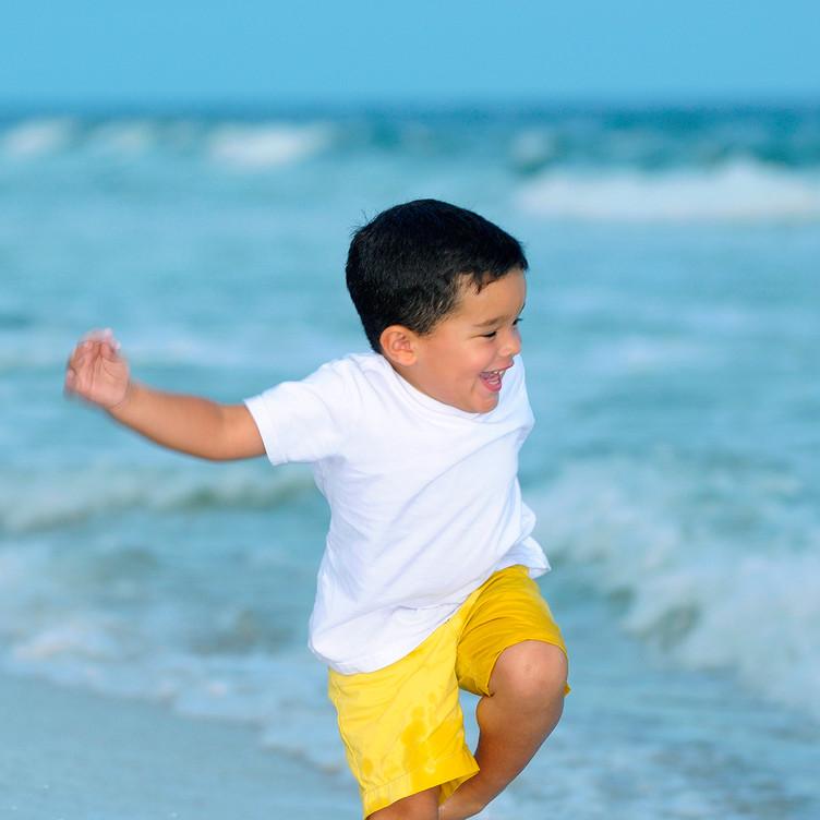 Children Beach Portraits Professional Ph