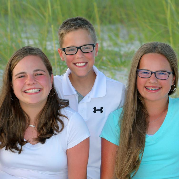 Families Children Professional Beach Por