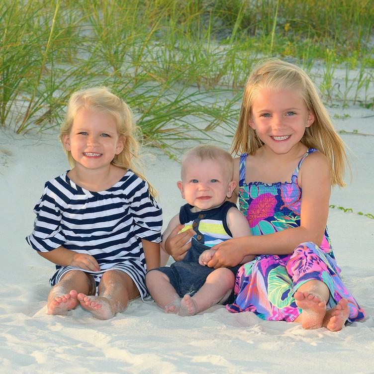 Children Beach Portraits Gulf Shores Ala