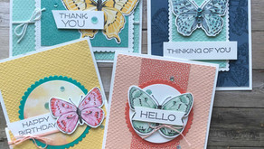 Product Spotlight: Butterfly Brilliance Collection from Stampin' Up!