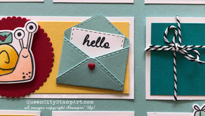 Snail Mail Suite | Gift With Purchase!
