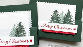 Clean + Simple Card: Evergreen Elegance