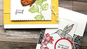 Product Spotlight:  Sale-A-Bration - Touch of Ink