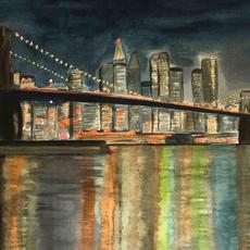 Brooklyn Bridge Water