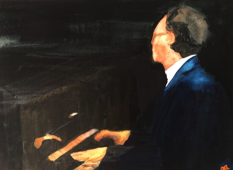 Piano - A love Supreme