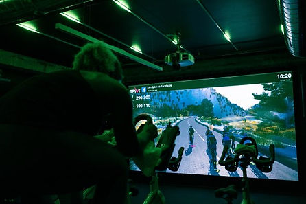 NRG RIDE Interactive Experience