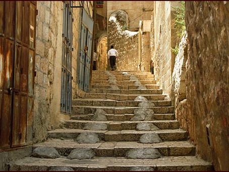 Cantiques pour la route vers la demeure de l'Eternel (15)