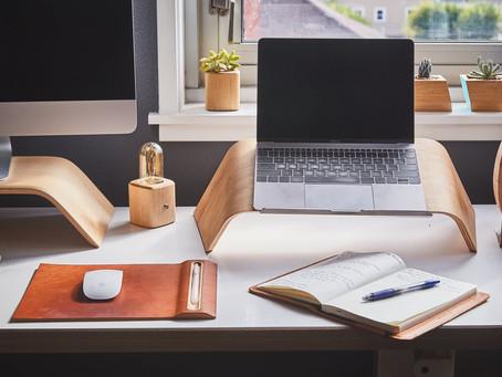 Como manter-se saudável fazendo home office