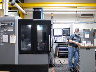 Local Machine Shop Crafts A Clear Vision for the Future