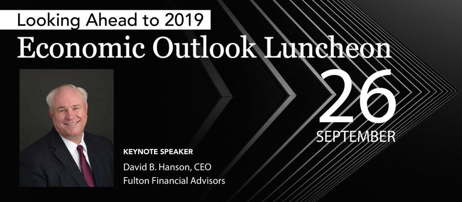 Economic Outlook Luncheon