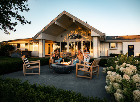 Unique Home: AtTheJoy in the Willamette Valley's Eola Amity Hills
