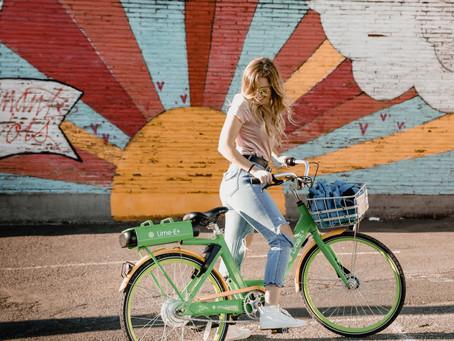 Biking the Ballard Brew District