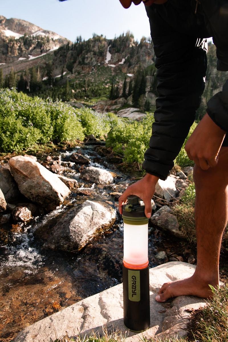 Grand Teton National Park, camping, backcountry camping, backcountry permits, campsites, campground, backpacking, hiking, trekking, bear box, GTNP, Jackson Hole, Wyoming, National Parks, Lake Solitude, landscape photography, water filter, grayl