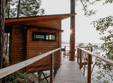 A Salt Spring Island Treehouse Escape
