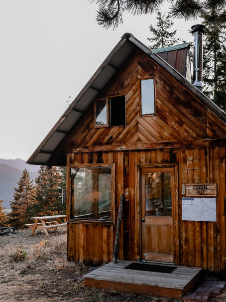 Stay Off the Grid in Winthrop, WA