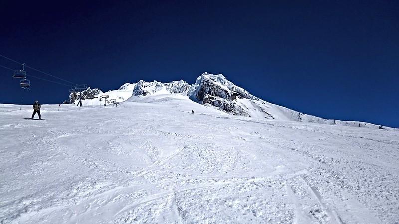 Mt. Hood Timberline Ski Area in Oregon
