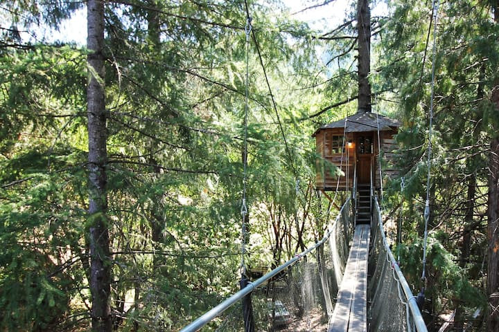 Out N' About Treehouse Resort: 19 Pacific Northwest Treehouses to Rent Now
