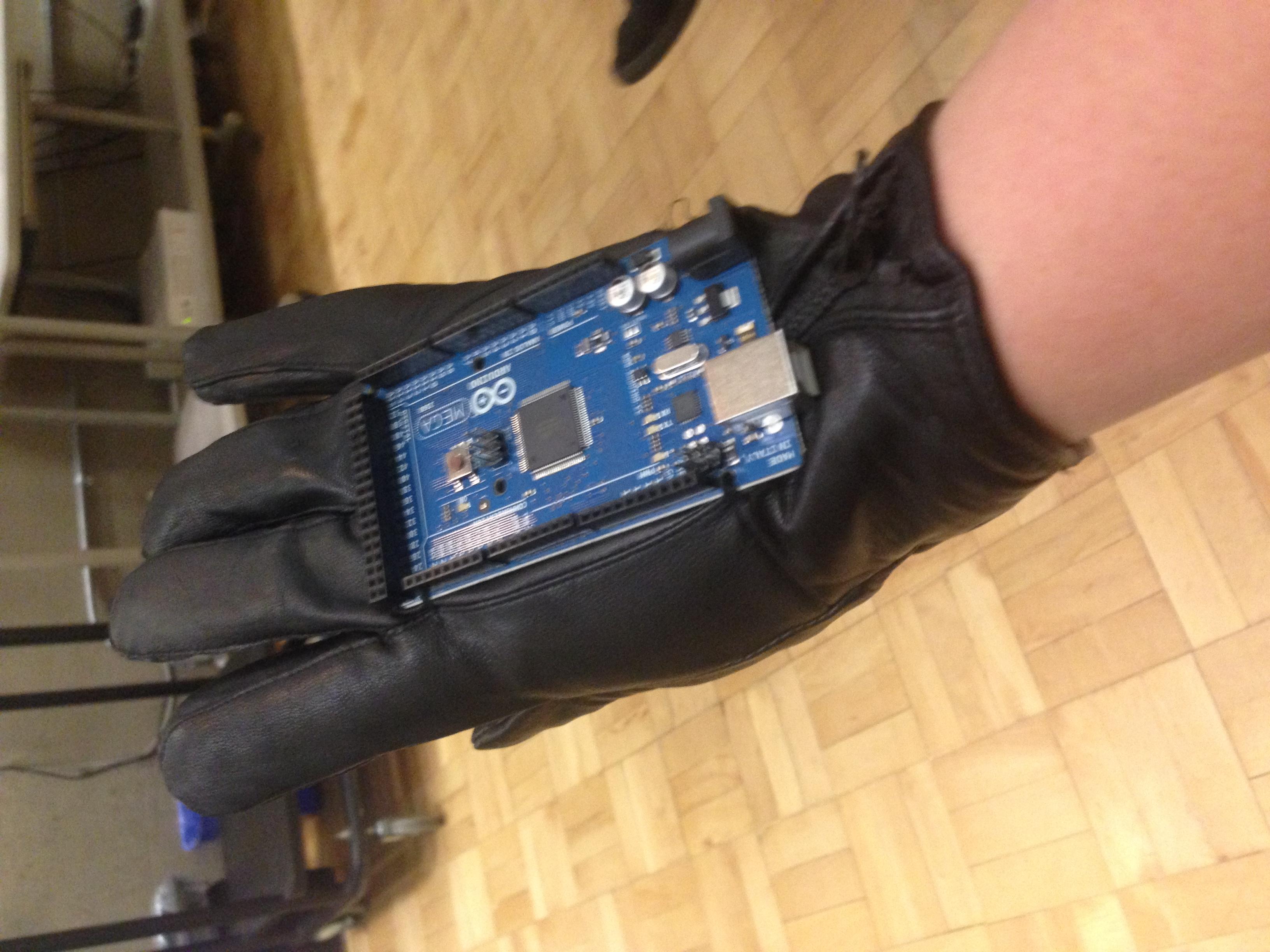 Arduino Glove