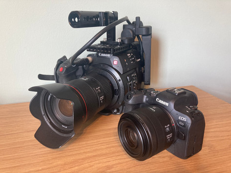What I love about the Canon R6 (and what I don't)