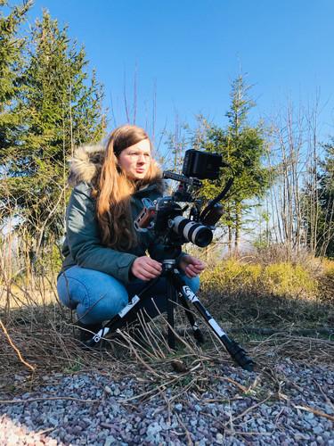 Hannah Gantner mega good Videoproduktion
