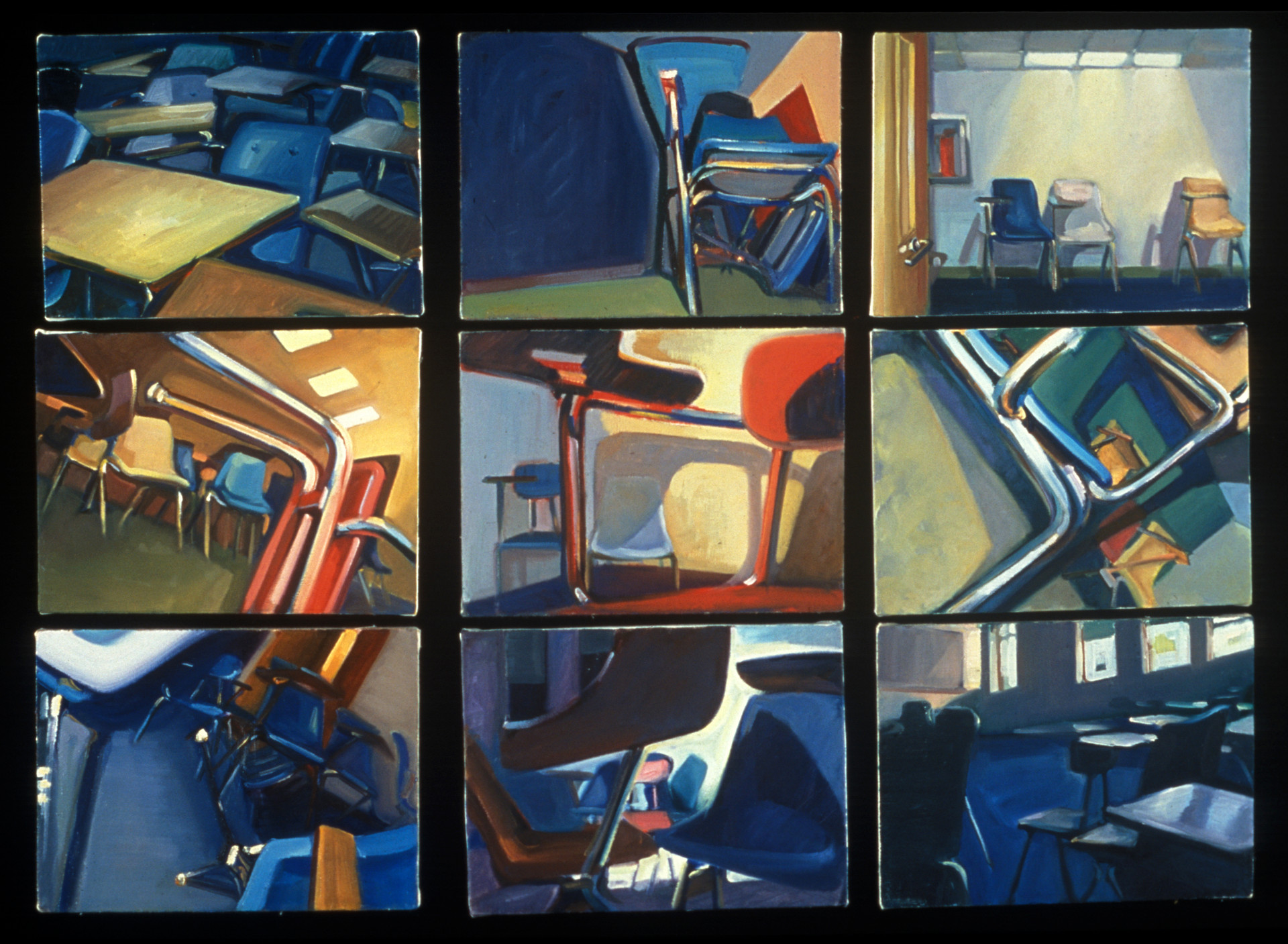 School Chairs I