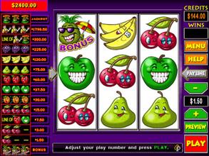 Funny Fruit