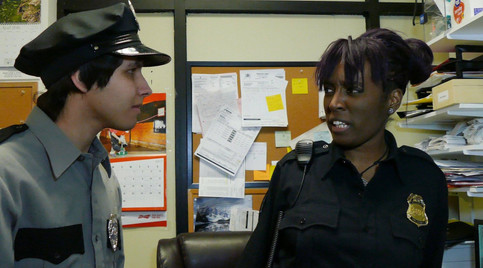 Killing Vasser - Cop