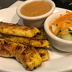Chicken Satay (5)