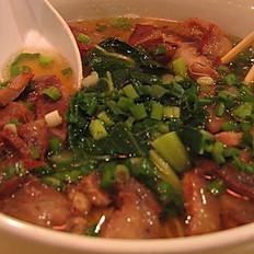 Barbecued Pork Soup