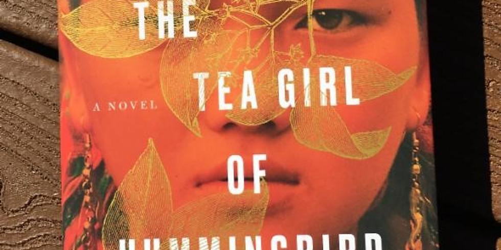 The Tea Girl of Hummingbird Lane...A Virtual Tea Tasting 6/12/21 @ 4:00 PM EST...