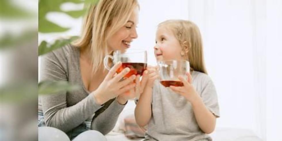 Minimize Aging...By Drinking Tea... A Virtual Tea Tasting 4/3/21 @ 4:00 PM EST