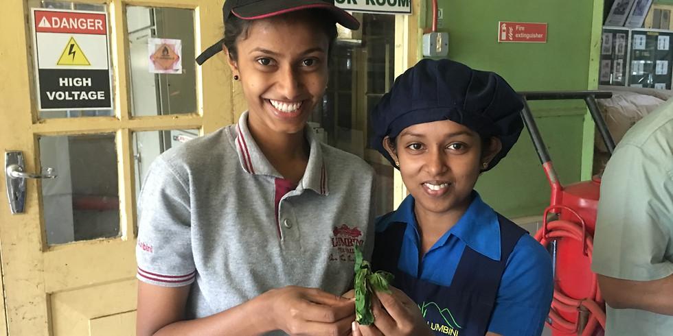 """...""""The Teas of India, Sri Lanka & Nepal""""...A Tea Tasting..."""
