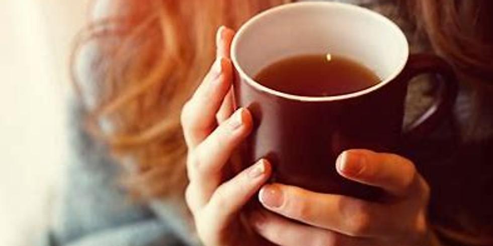 The Creature Comfort of Tea...A Virtual Tea Tasting...2/27/21 @ 4:00 PM EST...