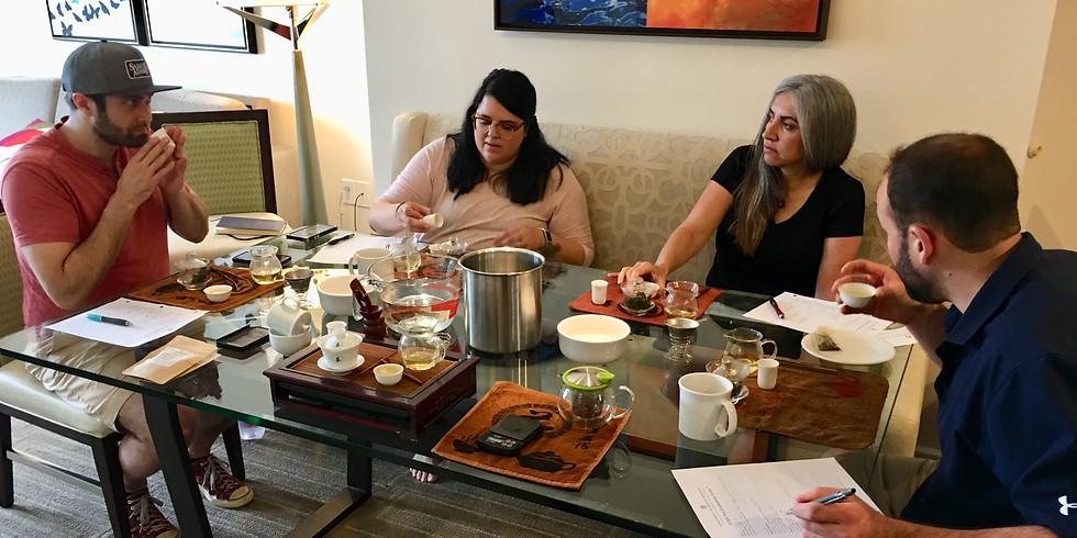 Tea Sommelier Professional Tea Training