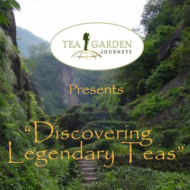 4/29/21, Discovering Legendary Teas...Huo Shan Huang Ya...Famous Yellow Tea...A Virtual Tea Tasting...6:30 PM
