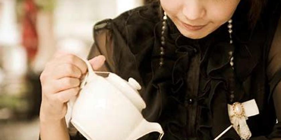 Avoiding DNA Damage By Drinking Tea...A Virtual Tea Tasting...4/17/21 @ 4:00 PM EST