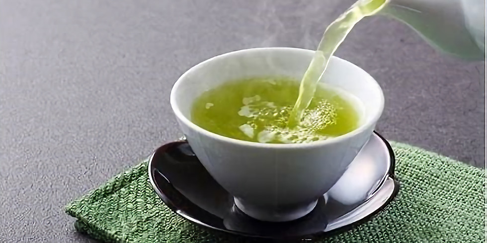 How Bioactive Compounds In Tea Make Us Healthier...A Virtual Tea Tasting...3/6/21 @ 4:00 PM EST...