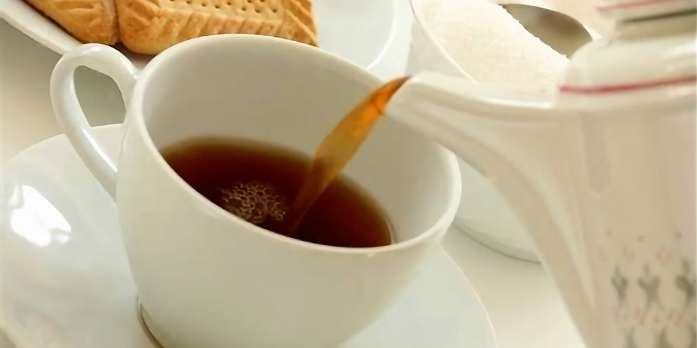 """""""Breakfast Teas…What A Way……To Start A Day!""""…A Virtual Tea Tasting…8/7/21 @ 4:00 PM EST…"""