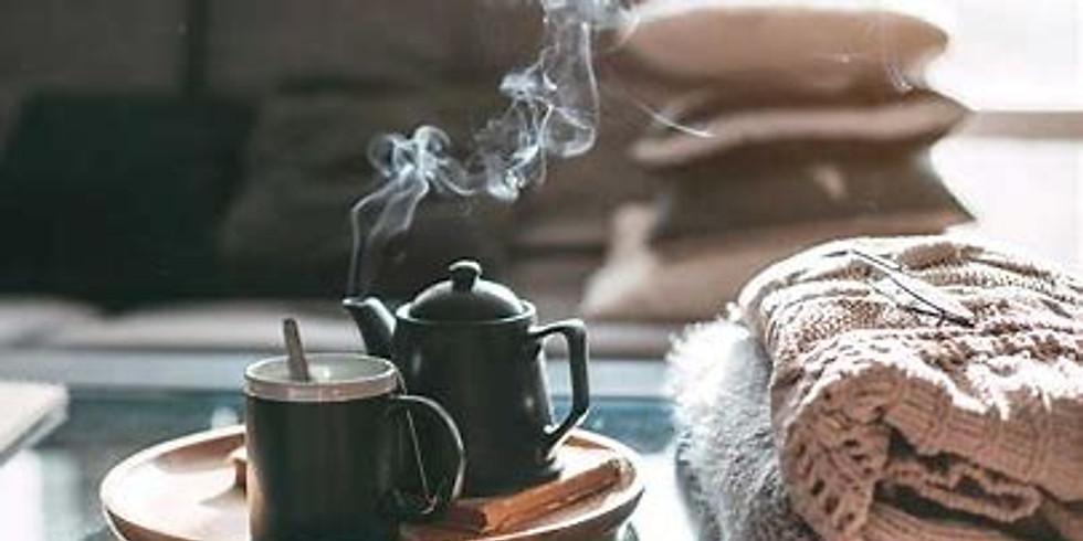 Just How Is It That Tea Makes Us Healthy?...A Virtual Tea Tasting...3/27/21 @ 4:00 PM EST