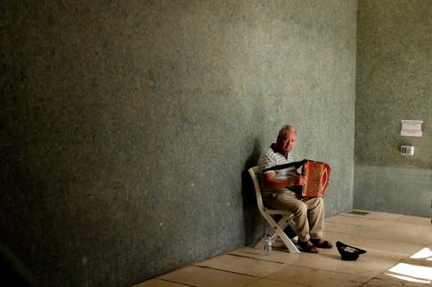 'El acordeonista de Belém'