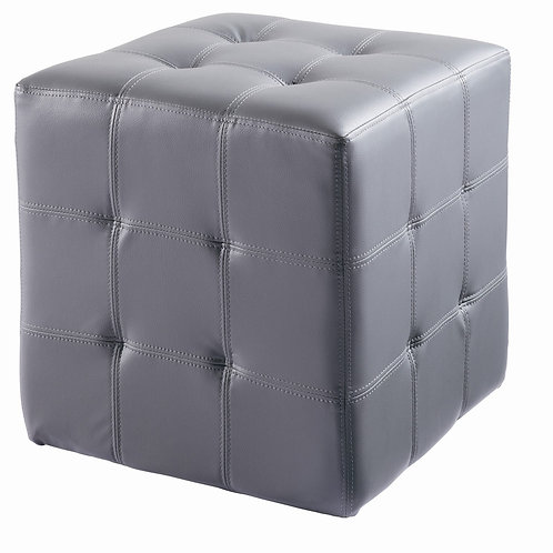 Gray Cube Stool RENTAL