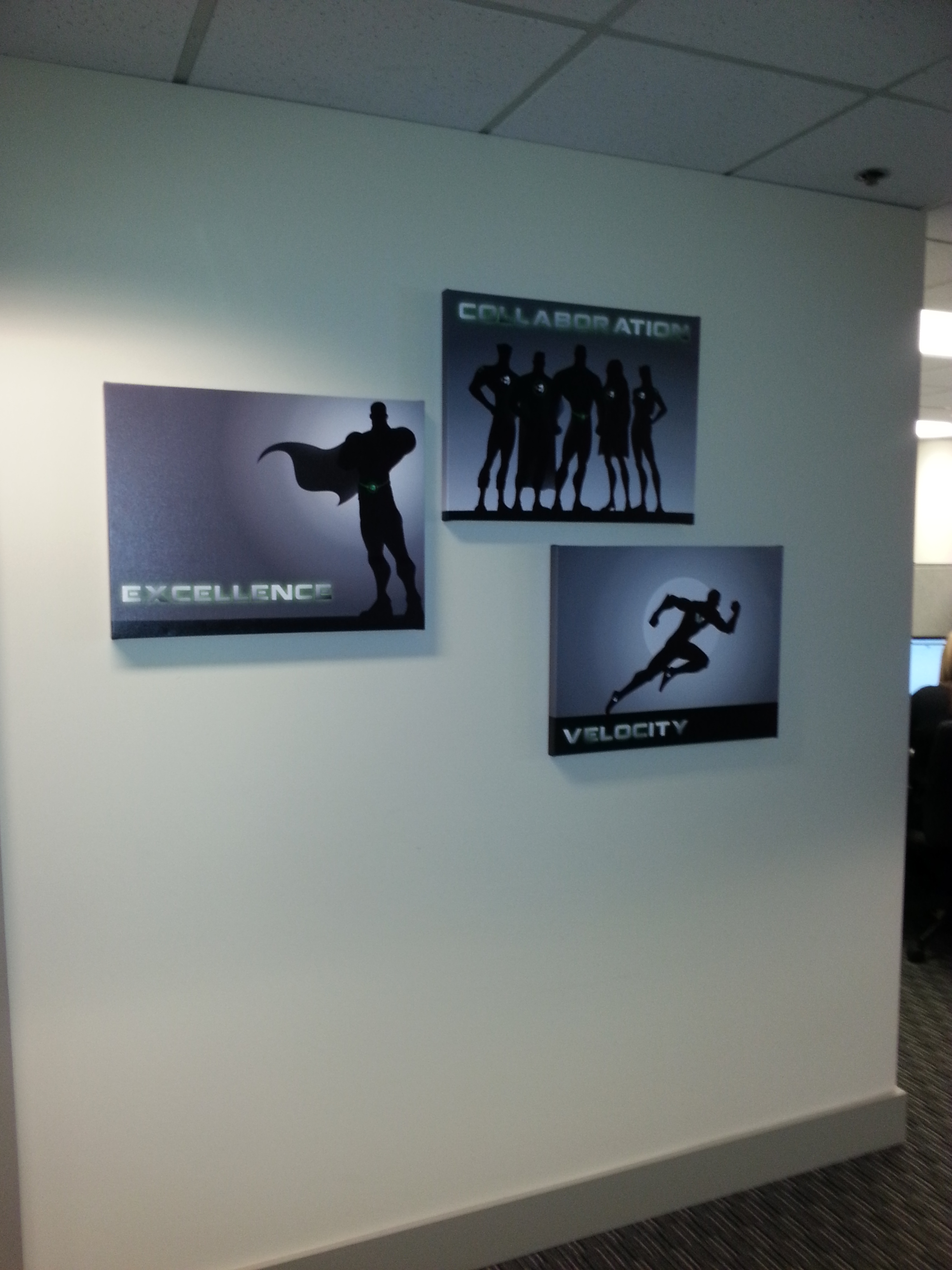 Office + Lobby /
