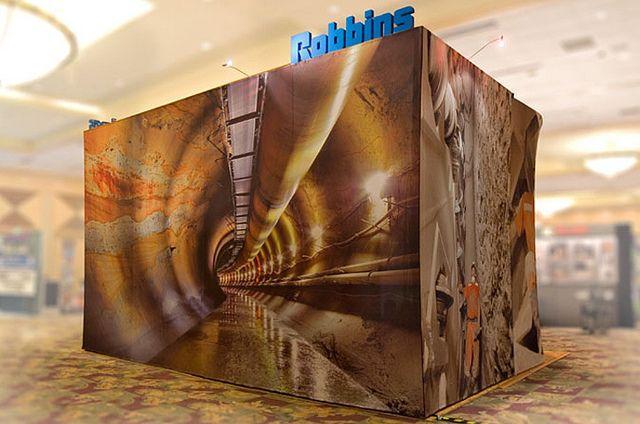 Robbins tunnel