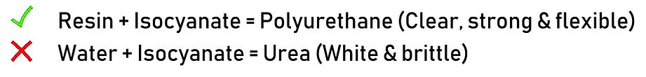 Resin Bound Whitening