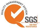 SGS ISO9001 Logo