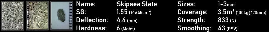Skipsea Slate Resin Bound Aggregate