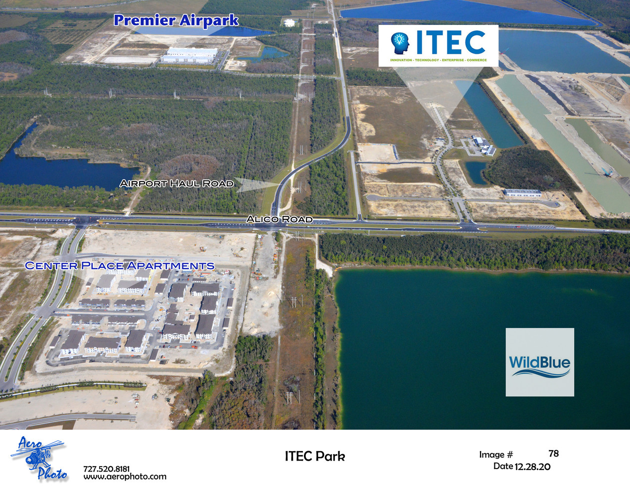 Alico ITEC Park in Fort Myers, FL